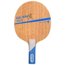 Genuine Victas Koki Niwa Table Tennis Blade Racquet Sport Ping Pong Racket Niwa Koki Indoor Sport Carbon Blade(China)