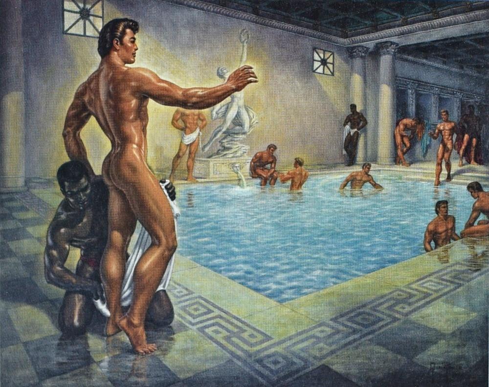 Free Nude Male Art