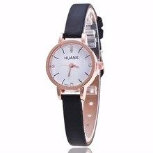 New Fashion Women Watch Girls Casual Mini Rhinestone Small Dial Leather Band Quartz Wrist Watches Female Clocks Relogio Feminino все цены