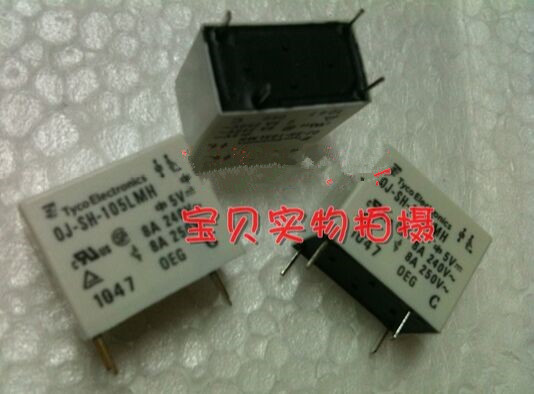 OJE-SH-112LMH 1461403-4 TE Tyco Relay 8A 5VDC 1 from A  DIP4  new and original