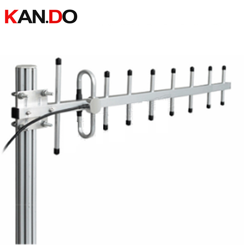9 Segements 13dbi Gain Yagi Antenna 800Mhz 900Mhz GSM CDMA Outdoor Antenna Booster Repeater Use Antenna For 2G 3G Repeater