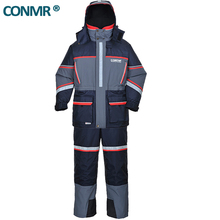 CONMR QF 905 Famous brand Fishing vest jacket clothing for adult men outdoor ice fishing rock fishing skiing hiking  50