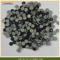 200 gross   bag ss16 lead free korean Jet Crystal Hotfix Rhinestone  Flatback Crystals Glass Strass c604044dcfd0