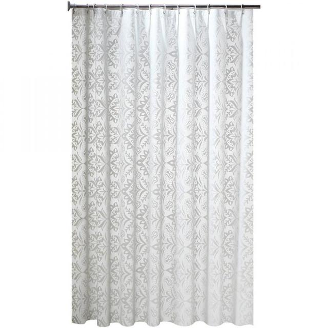 New Popular Floral Waterproof Thickened Shower Curtain Fashion Bathroom Products Bathroom Curtains Home Merchandises