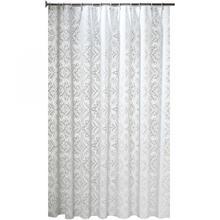 Nueva cortina de ducha gruesa impermeable Floral Popular, productos de baño a la moda, cortinas de baño, mercancías para el hogar