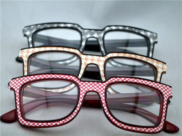 Online Buy Wholesale leather eyeglass frames from China ...