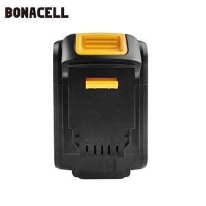 Image 4 - Bonacell Batería de repuesto para Dewalt MAX XR DCB204 2 DCB201 2
