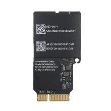 برودكوم واي فاي Wlan بلوتوث BT 4.0 بطاقة BCM94360CD BCM4360CD 802.11ac A1418 A1419 635 0014