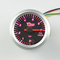 52mm Stepper motor self-test function  oil pressure gauge pointer type instrument 7 colour night-lightlight free shipping