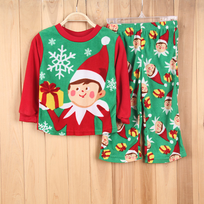 Fleece Christmas Pajamas Promotion-Shop for Promotional Fleece ...