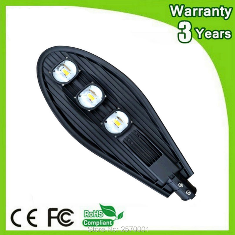 (2PCS/Lot) 85-265V Warranty 3 Years Outdoor Industrial Garden Flood Lighgting 150W LED Street Lamp Road Yard Lights p10 real estate project hd clear led message board 2 years warranty