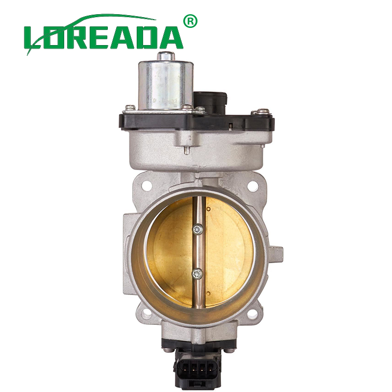 LOREADA New Fuel Injection Throttle Body Assembly FOR Ford Explorer Mercury Mountaineer 8L2Z9E926A, S20022 TB1080LOREADA New Fuel Injection Throttle Body Assembly FOR Ford Explorer Mercury Mountaineer 8L2Z9E926A, S20022 TB1080