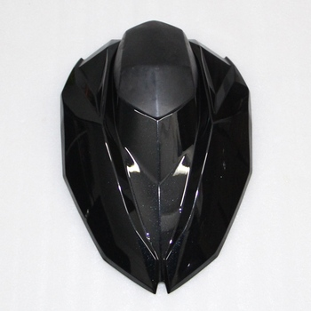 High Quality Motorcycle ABS Plastic Rear Passenger Seat Cowl Cover Fairing For Kawasaki Z800 Z 800 2013 2014 2015  Black Color