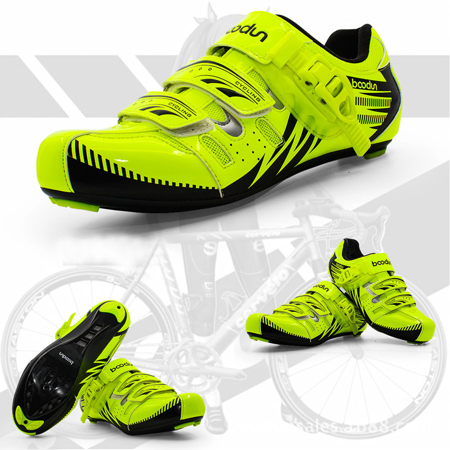 Boodun Breathable Bike Cycling Shoes Road Men Bike Shoes Mens Calzado Self-Locking Athletic Road Racing Bicycle Sneaker free shipping breathable athletic cycling shoes road bike bicycle shoes nylon tpu soles for road racing mtb eur35 39 us3 5 7