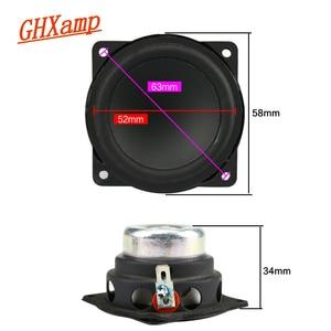 Image 2 - 2 インチ 58 ミリメートル 4OHM すべての周波数スピーカーアルミポット低音自家製 Protable のオーディオ Bluetooth Diy 90Db 10 20 ワット 2 個