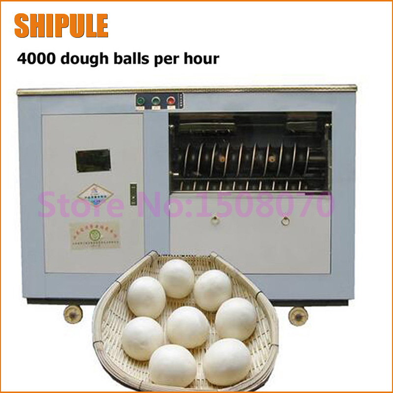SHIPULE High capacity 4000 balls/h commercial dough ball making machine dough ball cutting machine for sale 6 4 4m bounce house combo pool and slide used commercial bounce houses for sale