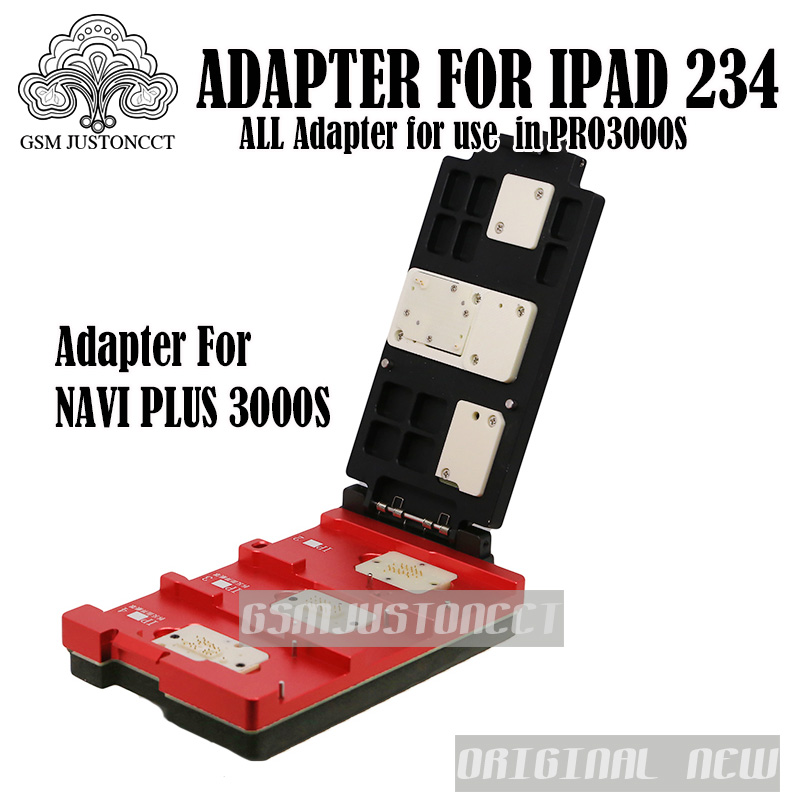 adapter for ipad 2-3-4-gsmjustoncct-3 IN 1