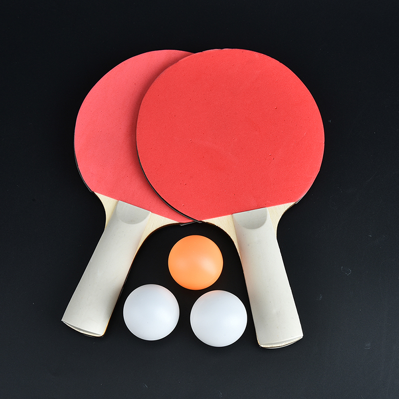 novelty child dual table tennis pingpong racket baby sports kids child sports toy Top Recommended 1 pair