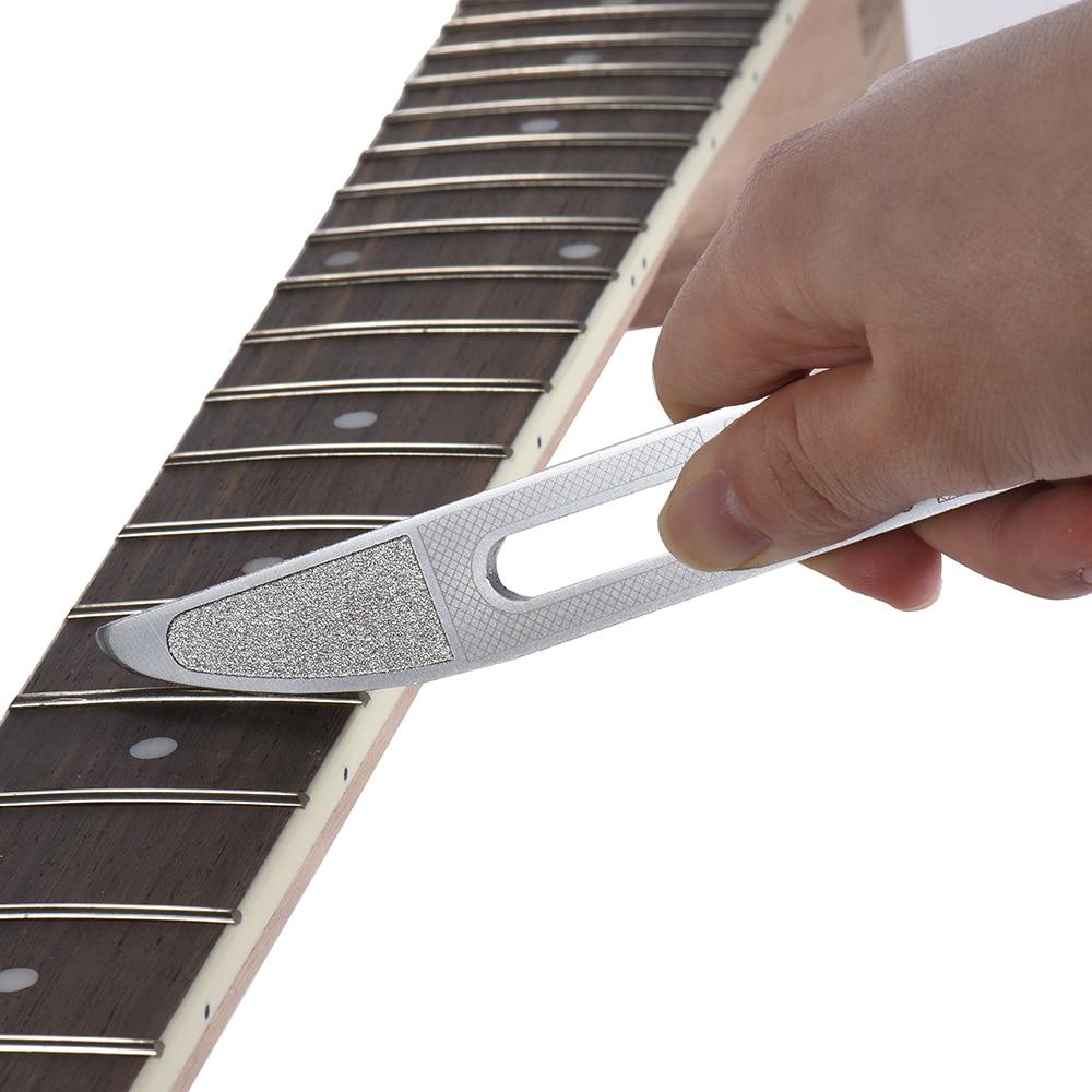 buy guitar frets file stainless steel guitar repair maintenance tool luthier. Black Bedroom Furniture Sets. Home Design Ideas