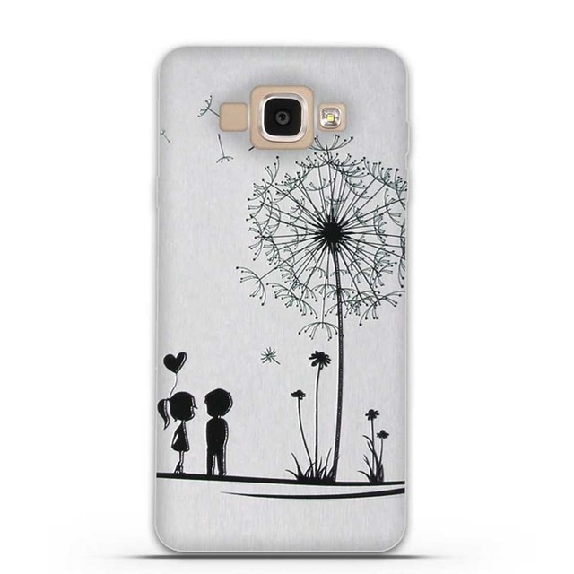 For Samsung Galaxy A7 2015 Case 3D Silicone Case For Funda Samsung Galaxy A7 2015 A700 A700F A7000 Phone Cases Back Cover Coque