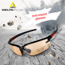 цена на Deltaplus 101110 Safety Goggles Outdoor Glasses Dustproof Sand Windproof Anti-UV Goggles Riding Protective Glasses