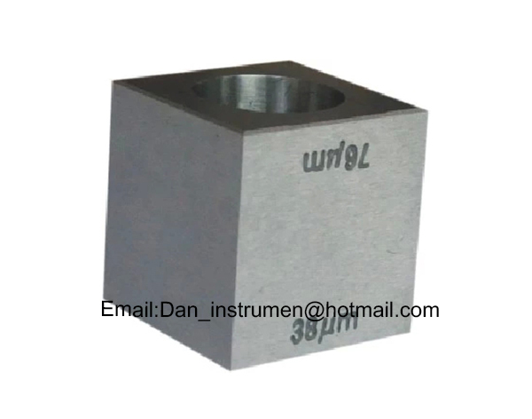 Wet film Cube Applicator bgd201 25microns 600microns corrosion resistant one side wet film applicator
