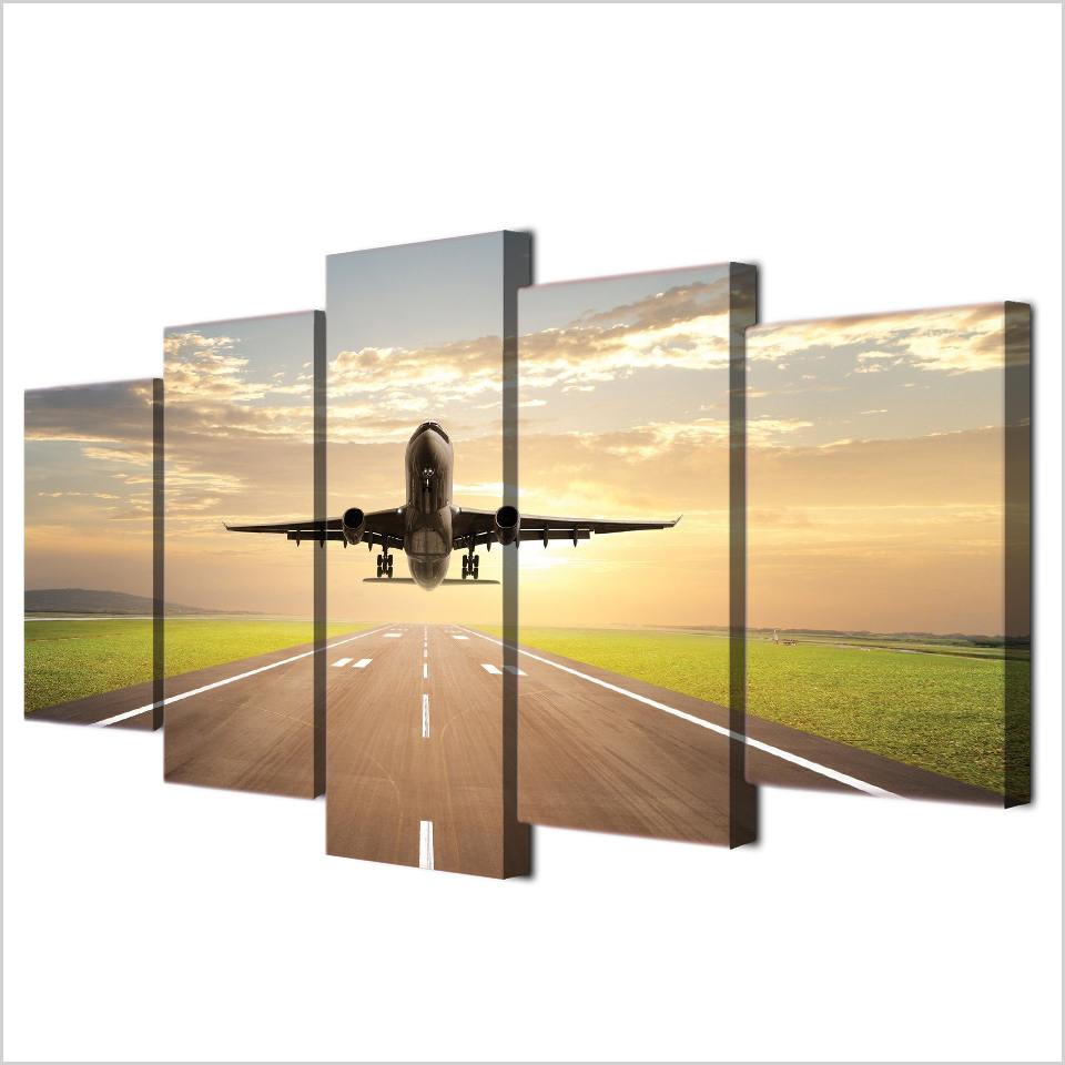 Unusual Aircraft Wall Art Images - The Wall Art Decorations ...
