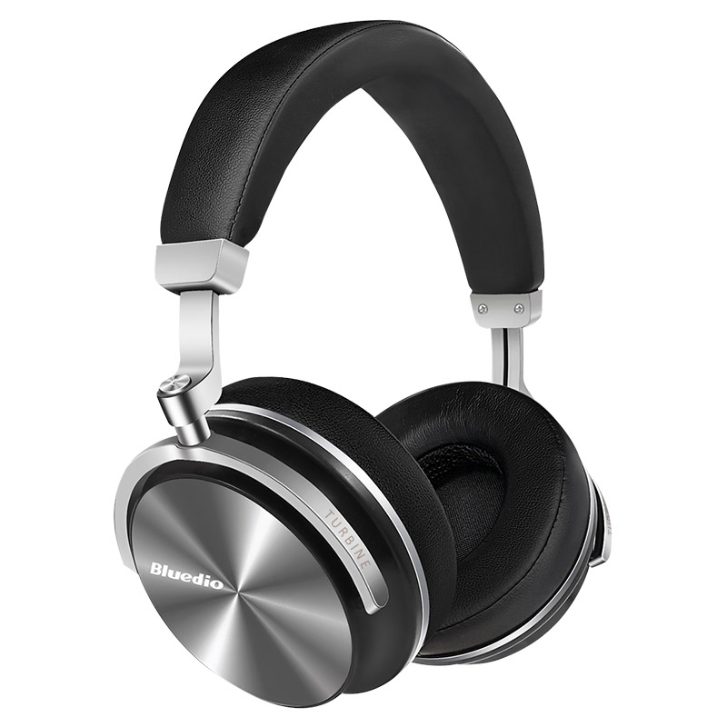 Bluedio T4S bluetooth kopfhörer mit mikrofon ANC aktive <font><b>noise</b></font> <font><b>cancelling</b></font> <font><b>wireless</b></font> headset image
