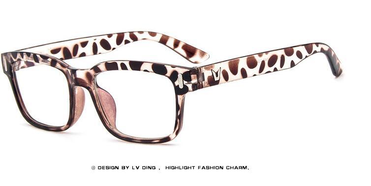 1ee846669d Γυαλιά Οράσεως Ανδρών Κορνίζες Γυναικών Γυαλιά Ημιδιαφανή Σαμπουάν ...