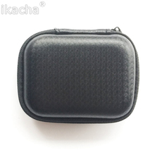 Portable Mini Box EVA Bag Case for GoPro Hero 7 6 for Xiaomi Yi 4K Lite Eken H9 H9r Action Camera Case Accessories action camera accessories s m l size bag for gopro hero 6 5 xiaomi yi 4k portable case camera box for gopro eken h9 sport camera