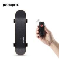 Koowheel 4 Bánh Tự Cân Bằng Scooter Kép Hub Động Cơ Longboard Thông Minh Hoverboard Không Thấm Nước Skateboard Điện Max 30 km/gi