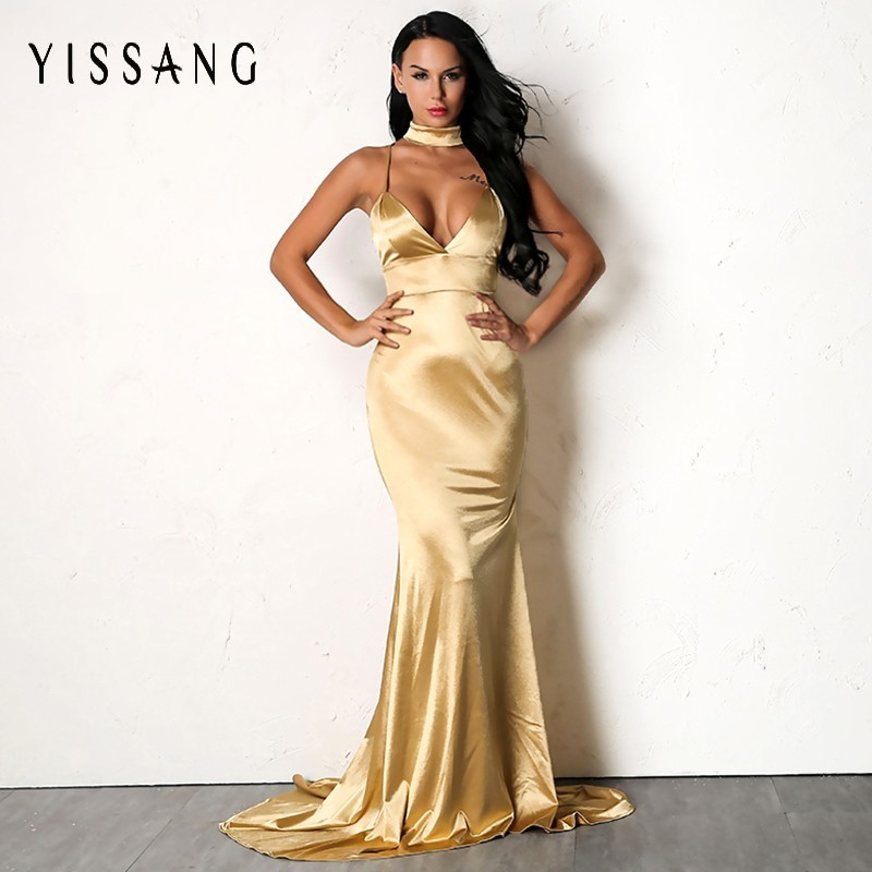 Detail Feedback Questions about Yissang Evening Prom Club Party Dress Long  Cross Lace Up Women Dress Bodycon Sexy Backless Vestidos Maxi Dresses on ... 6391734c3ea1