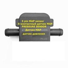 Высокое качество LPG, CNG MAP Сенсор 5-контактный давления газа Сенсор для LPG CNG преобразования комплект для автомобиля