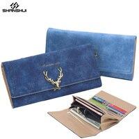 Wallet Case For XIAOMI Redmi 4x Note 4 IPhone X 8 7 Plus Strap Deer Buckle