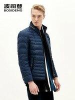 BOSIDENG down jacket for men down coat 90% duck down ultra light early winter autumn coat clearance B1501085