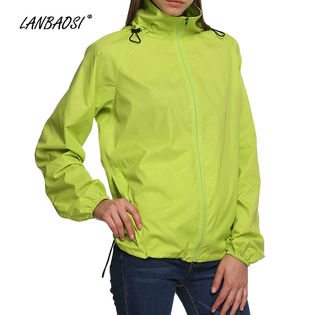 0bf6297a251 LANBAOSI Lightweight Sun Protection Jacket for Men Women Unisex Quick Dry  Windproof Water Resistant Skin Coat Anti UV Jackets