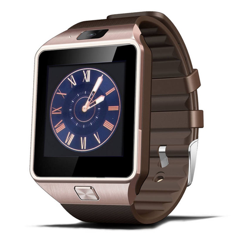 MOCRUX Smart Watch DZ09 Digital Electronics Card Watch Wear Equipment Bluetooth Call Watch Android System 0284