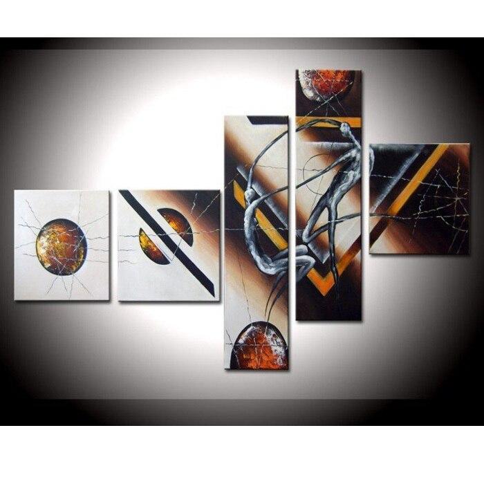 Envío libre mano astronautas pintados pared decoración del arte ...
