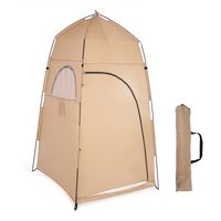 TOMSHOO New Portable Outdoor Shower Bath Changing Fitting Room camping Tent Shelter Beach Privacy Toilet tent for outdoor 2019