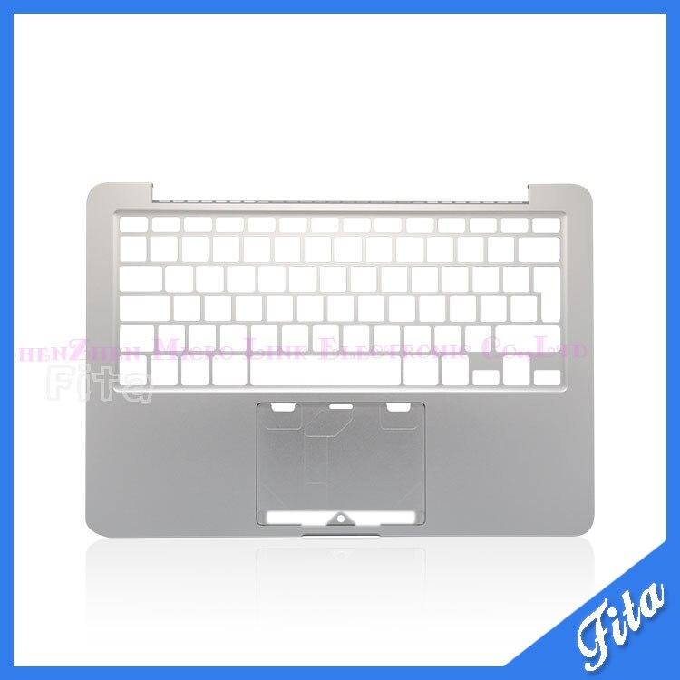New UK German Spanish FR Layout Topcase Housing 613-0535-A For MacBook Pro Retina 13