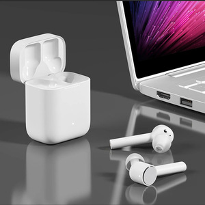 Image 2 - Original Xiaomi Air TWS Airdots Pro หูฟังบลูทูธชุดหูฟังสเตอริโอ ANC สวิทช์ ENC หยุดอัตโนมัติควบคุมหูฟังไร้สาย