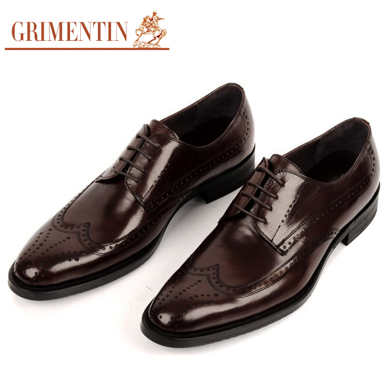 2013 new style men s genuine leather shoes business dress