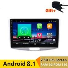 10,1 «2G Оперативная память 32G Встроенная память android-автомобильный DVD gps для Volkswagen VW Passat B6 B7 CC Magotan Аудио автомобилей Радио стерео навигации bluetooth