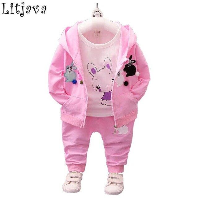 26bbb3036ebe Aliexpress.com   Buy 3PCS Tutu Newborn Baby Girl Autumn Winter Set ...