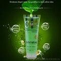 100g Os poros para respirar Desaparecer maçante tesão Rosto mais macia e suave Aloe gel esfoliante revitalizante fresco