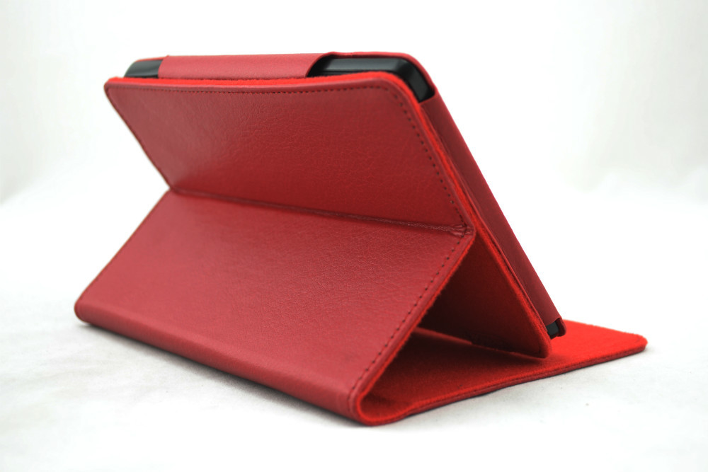 PU leather cover case funda for pocketbook touch lux 622/623/624/614/626/640 e-Books Case with stand + stylus+film top245pn dip 7
