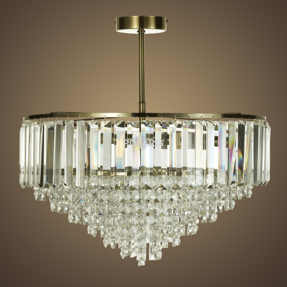 Buy factory outlet modern crystal chandelier lighting luxury cristal pendant - Dining room crystal chandelier lighting ...