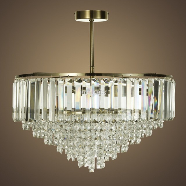 Factory Outlet Modern Crystal Chandelier Lighting Luxury Cristal Pendant  Hanging Light For Home Dining Room Decoration