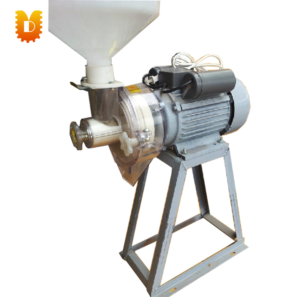 mini peanut Butter making machine/grinding machine/milling machine pop high capacity peanut butter processing making machine