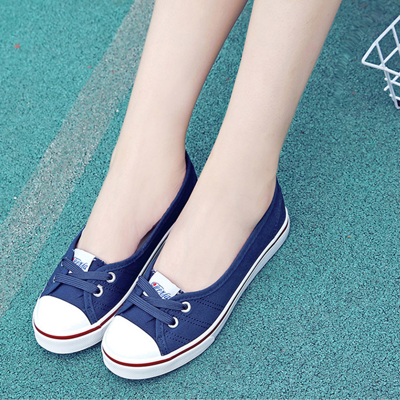 Spring Summer Fashion Women Flat Shoes New Lace-Up Shallow Ladies Female Flat Casual Shoes Woman Footwear YBT999 2018 new summer women casual shoes lace up woman sneakers breathable flat footwear female mesh shoes fashion dt926